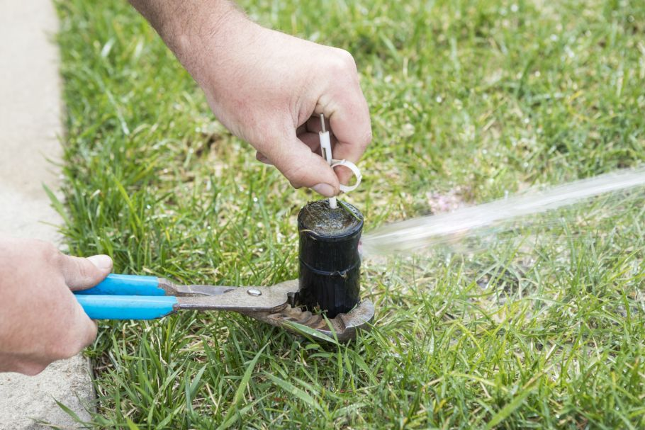 Grasshopper Irrigation, Inc's Sprinkler Repair Services