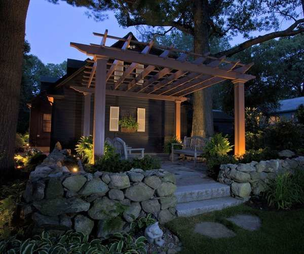 Landscape Lighting in Wilmington, MA (1)