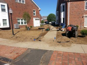 Residential irrigation Installation in Wilmington, MA (3)