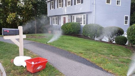 Residential Irrigation in Lowell, MA (1)