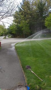 Apartment Complex Sprinkler Installation in Chelmsford, MA (2)