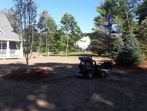 Irrigation Installation in Billerica, MA (2)