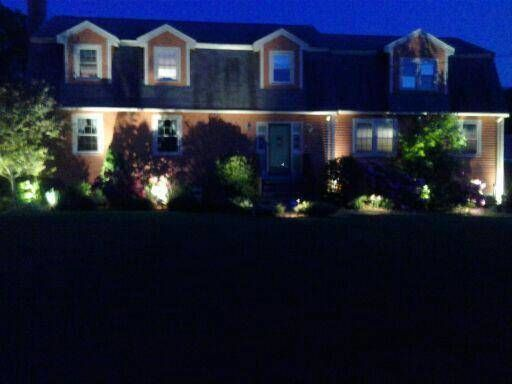 Landscape Lighting in Lowell, MA (1)