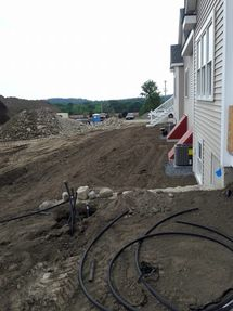 Residential irrigation in Wilmington, MA (2)