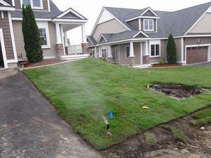 Residential irrigation in Wilmington, MA (3)