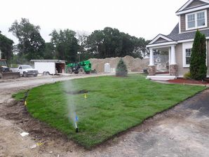 Residential irrigation in Wilmington, MA (4)